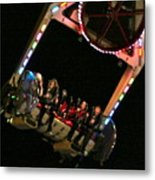 Flying Without Wings Metal Print