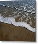 Foamy Water Metal Print