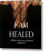Fofmi Anointed Healing Tshirt Metal Print