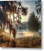 Foggy Dreamworld 2 Metal Print