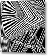 Folderol Metal Print