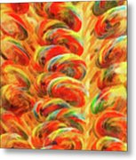 Food - Candy - Lollipops Metal Print