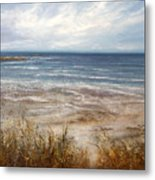 For Love Of The Sea Metal Print