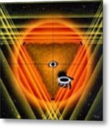 For The Children Of The Sun Metal Print