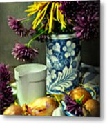 For The Day Book Metal Print