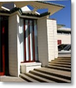 For The Love Of Architecture 02 Metal Print