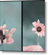 For You - Diptych Metal Print