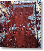 Forbidden Door  Metal Print