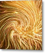 Force Field Variation 1 Metal Print