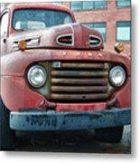 Ford 4625 Metal Print