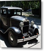 Ford A 1931 Metal Print