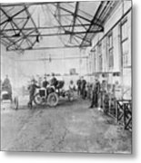 Ford Auto Factory Metal Print