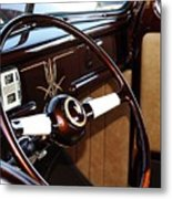 Ford Beauty Metal Print