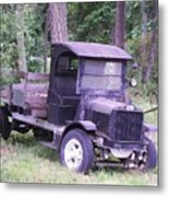 Ford Flatbed Metal Print