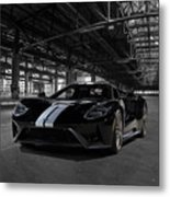 Ford Gt '66 Heritage Edition Metal Print