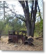 Ford Model A  Metal Print