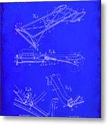 Ford Motor Vehicle Drawing 1b Metal Print