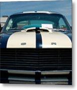 Ford Mustang 2 Metal Print