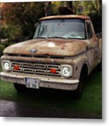 Ford Pickup, Ford 1964 Metal Print