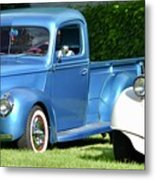 Ford Pickups Metal Print