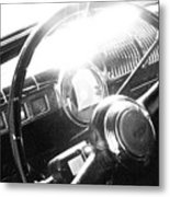 Ford Super Deluxe Metal Print