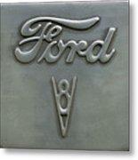Ford 23 Metal Print