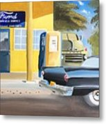 Fords Only  Metal Print