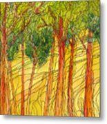 Forest #15 Metal Print