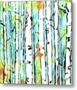 Forest For The Trees 2 Metal Print