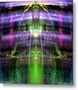 Forest Gothic Metal Print