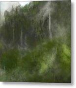 Forest Landscape 10-31-09 Metal Print