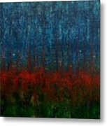 Forest Obscura Metal Print