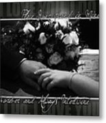 Forever And Always Metal Print