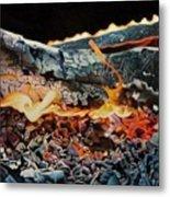 Forge Metal Print