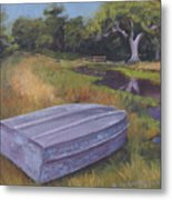 Forgotten Afternoons Metal Print