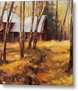 Forgotten Path Metal Print