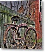 Forgotten Ride 2 Metal Print