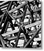 Form And Function 2 Metal Print