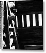 Form And Function 3 Metal Print