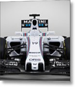 Formula 1 Williams Fw37 Metal Print