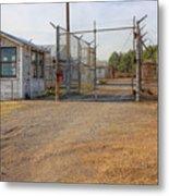 Fort Chaffee Prison Metal Print