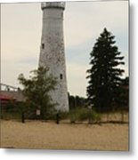 Fort Gratiot Light Metal Print