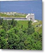 Fort Knox Maine Metal Print