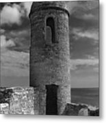 Fort Marion Tower  Metal Print