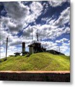 Fort Moultrie Bunker Metal Print