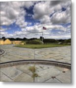 Fort Moultrie Metal Print