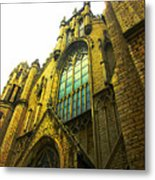 Fort Street Presbyterian Church Metal Print