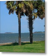 Fort Sumter Charleston Sc Metal Print