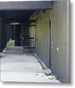 Fort Within A Fort Metal Print