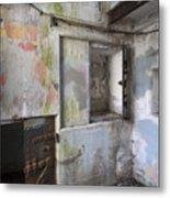 Fort Worden 3602 Metal Print